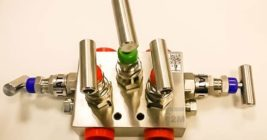 5-пътен манифолд (блок-вентил)